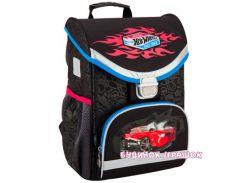 Рюкзак школьный каркасный KITE 529 Hot Wheels (HW16-529S)