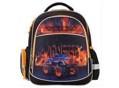 Рюкзак школьный 510 Monster Truck Kite (K17-510S)