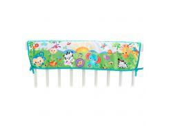Игровая панель для детской кровати Джунгли Fisher-Price (CHG19)