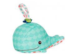 Мягкая игрушка-ночник Battat Китенок Шшш со светом и звуком (BX1457Z)