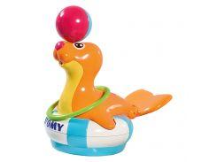 Игрушка для ванной комнаты TOMY Тюлень Сэнди (T72609)