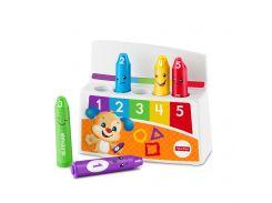 Интерактивная игрушка Fisher-Price Умные карандашики украинский язык (FLN98)