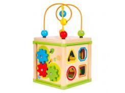 Развивающая игрушка Bino Куб 5 в 1 (84194)