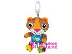 Развивающая игрушка для малышей леопард Лео (LC27563)