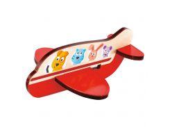 Деревянная игрушка Hape Самолетик (E1611)