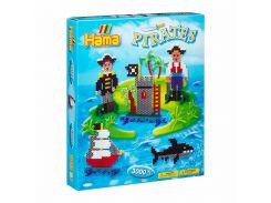 Термомозаика Hama серии Midi Пираты (3229)
