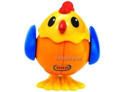 Развивающая фигурка Курочка Tolo Toys Первые друзья (86597)