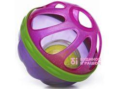 Игрушка для ванны Мячик Munchkin фиолетово-розовая (5019090113083)