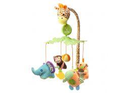 Игрушка мобиль механический Жирафчик BABY TEAM (8560)