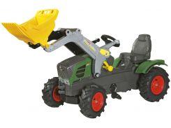 Трактор с ковшом Rolly Toys RollyFarmtrac Fendt 211 Vario зелено-серый (611089)