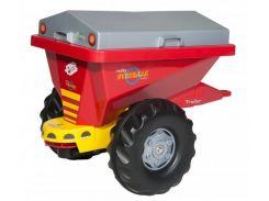 Прицеп на 2-х колесах Rolly Toys rollyStreumax красный (125128)