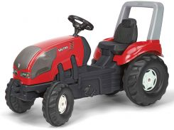 Педальный трактор Rolly Toys ROLLYX-TRAC Valtra красно-белый (036882)
