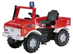 Пожарная машина Rolly Toys rollyUnimog Fire красный (036639)