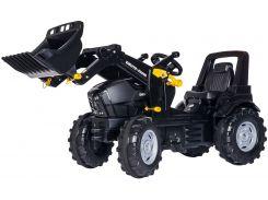 Трактор с ковшом Rolly Toys RollyFarmtrac Deutz Agrotron Ttv Warrior черный (710348)
