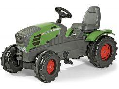 Трактор Rolly Toys rollyFarmtrac Fendt 211 Vario зелено-серый (601028)