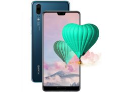 Huawei P20 4/64GB Dual Sim Midnight Blue