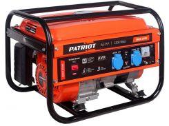 Бензиновый генератор Patriot Srge 2500