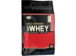 Optimum Nutrition 100% Whey Gold Standard 4540 g /146 servings/ Vanilla Ice ream