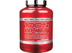 Scitec Nutrition 100% Whey Protein Professional 2350 g /78 servings/ Vanilla Very Berry