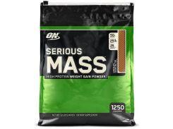 Optimum Nutrition Serious Mass 5455 g /16 servings/ Strawberry