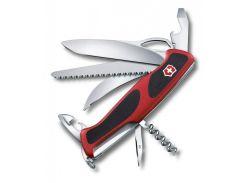 Victorinox RangerGrip 57 Hunter 130мм/13предметов/красный-черный (0.9583.MC)