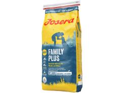 Специальное питание для сук и щенков Josera Family Plus 15 кг (4032254743392)