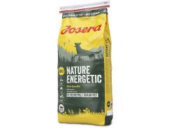 Сухой корм для активных собак Josera Nature Energetic Adult беззерновой с мясом птицы 15 кг (4032254744597)