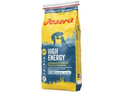 Сухой корм для взрослых собак с повышенной активностью Josera High Energy 15 кг (4032254211907)