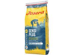 Сухой корм для взрослых собак Josera SensiPlus 15 кг (4032254211709)