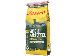 Сухой корм для собак Josera Ente & Kartoffel со вкусом утки и картофеля 15 кг (4032254741060)