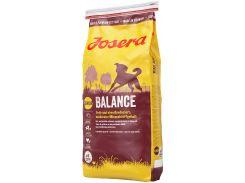 Сухой корм для пожилых и малоактивных собак Josera Balance 15 кг (4032254211600)