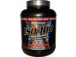 Dymatize ISO-100 1362 g /48 servings/ Strawberry