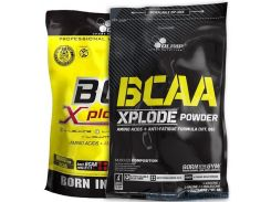 Olimp Bcaa Xplode 1000 g /100 servings/ Strawberry