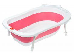 Детская ванночка складывающаяся Same Toy BabaMama (030Pink)