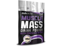 BioTechUSA Muscle Mass 4000 g /57 servings/ Vanilla