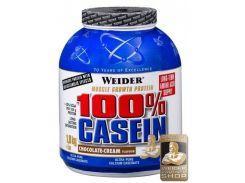 Weider 100% Casein 1800 g /72 servings/ Red Fruits