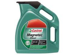 Моторное масло Castrol Magnatec Diesel 5W-40 Dpf 5л