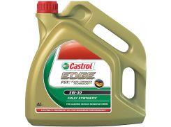 Моторное масло Castrol Edge Fst 5W-30 Ll 4л