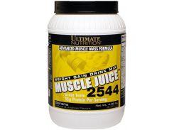 Ultimate Nutrition Muscle Juice 2544 6000 g /24 servings/ Banana