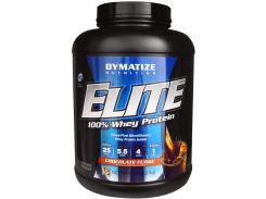 Dymatize Elite 100% Whey Protein 2270 g /70 servings/ Cookies Cream