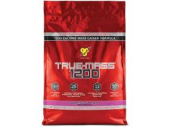 Bsn True-Mass 1200 4540 g /15 servings/ Strawberry