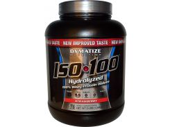 Dymatize ISO-100 2275 g /81 servings/ Strawberry