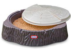 Песочница Little Tikes - Лесной Пенек (644658E3)