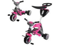 Трехколесный велосипед Injusa Bios Girl Розовый (3282)