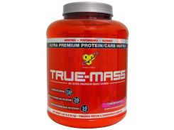 Bsn True-Mass 2640 g /16 servings/ Strawberry