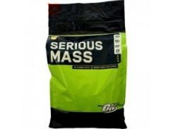 Optimum Nutrition Serious Mass 5450 g /16 servings/ Chocolate Peanut Butter