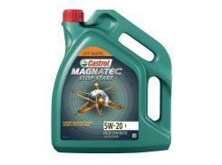 Моторное масло Castrol Magnatec STOP-START 5W-20 E 4л