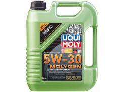 Моторное масло Liqui Moly Molygen 5W-30 9043 5л
