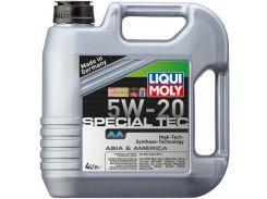 Моторное масло Liqui Moly Leichtlauf Special АА 5W-20 7621 4л