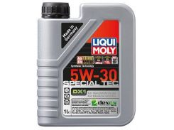 Моторное масло Liqui Moly Special Tec DX1 5W-30 20968 4л